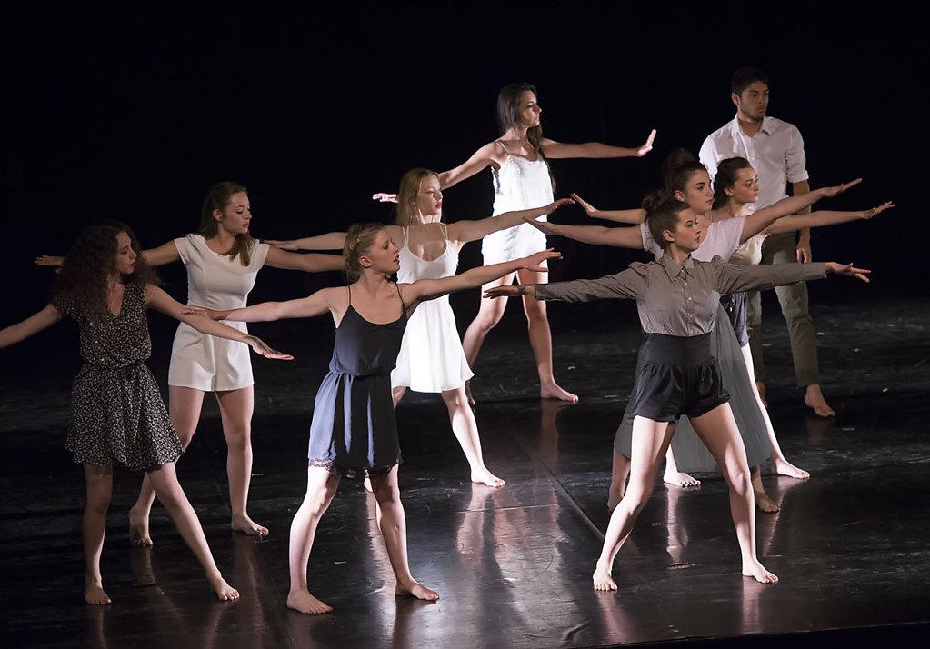 Chorégraphie Jonathan Sanchez